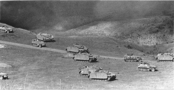 Kursk tanks