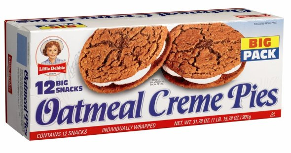Oatmeal Creme
