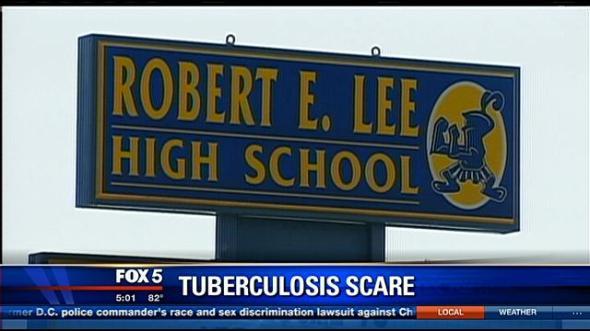 RE Lee high school