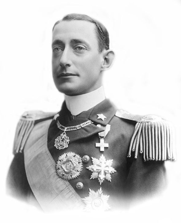 Duke of Abruzzi