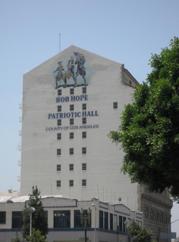 Bob Hope Patriotic Hall