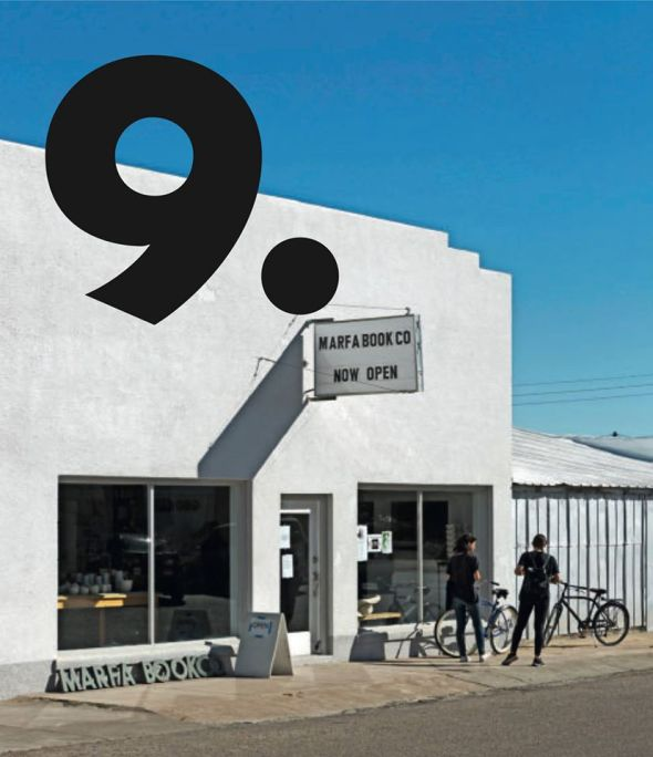 Marfa Book Co
