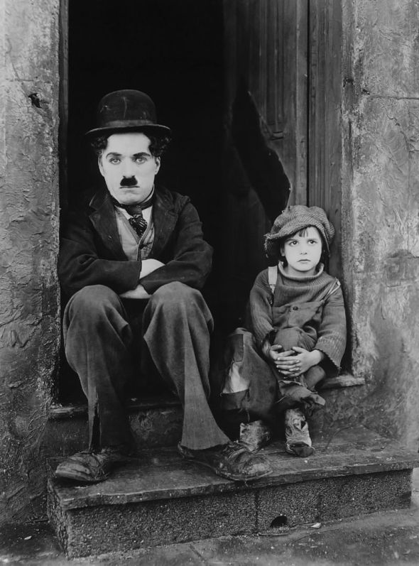 Jackie Coogan kid