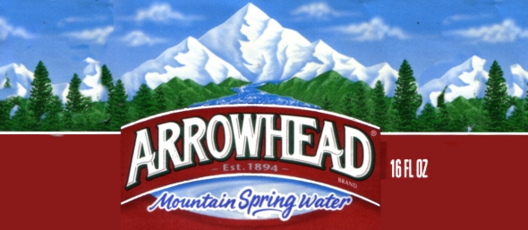 ArrowHead Mtn Spring Water