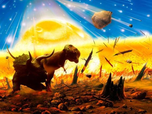 Artwork by Peter Arnold, Inc./Alamy found at http://science.nationalgeographic.com/science/prehistoric-world/mass-extinction/