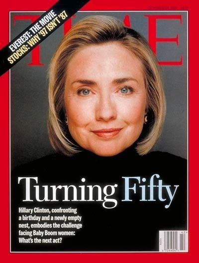 Hillary in Time