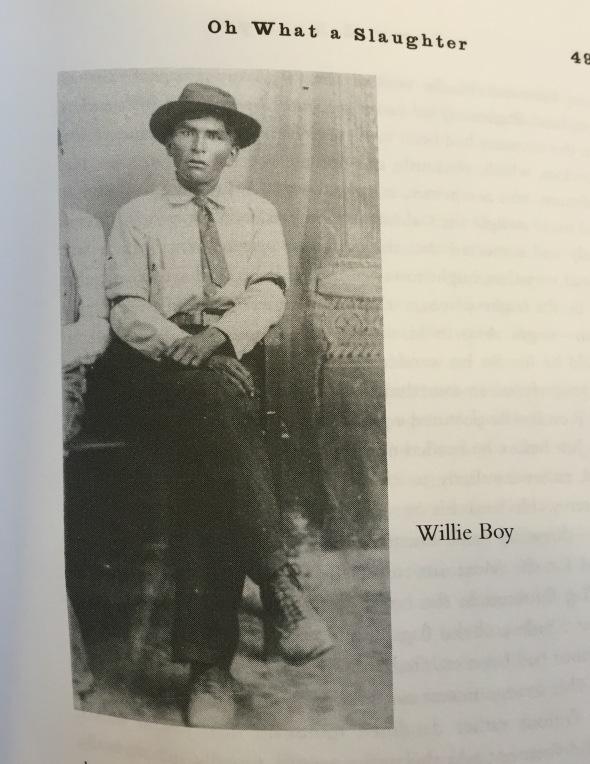 willie boy