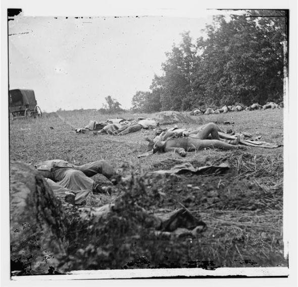 dead-at-gettysburg