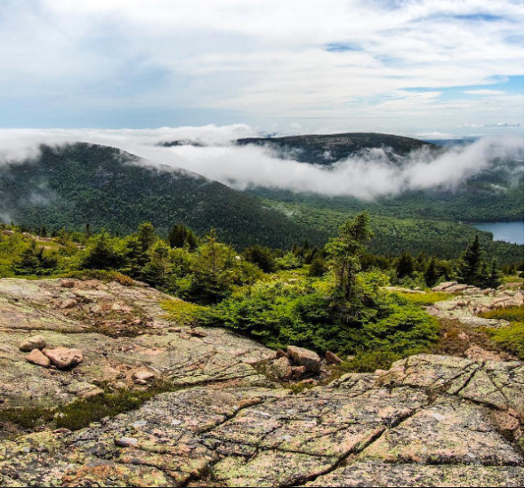 from Acadia National Parks Instagram