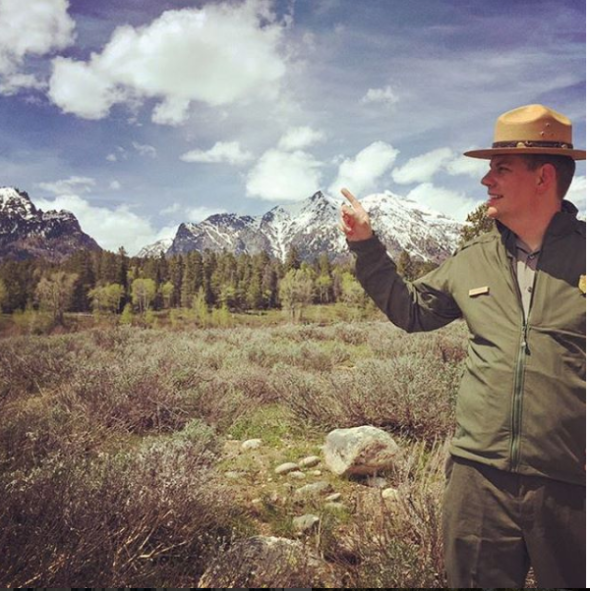 from the NPS instagram