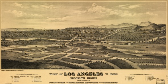 los-angeles-map