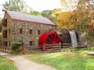 Wayside Mill, Sudbury, MA